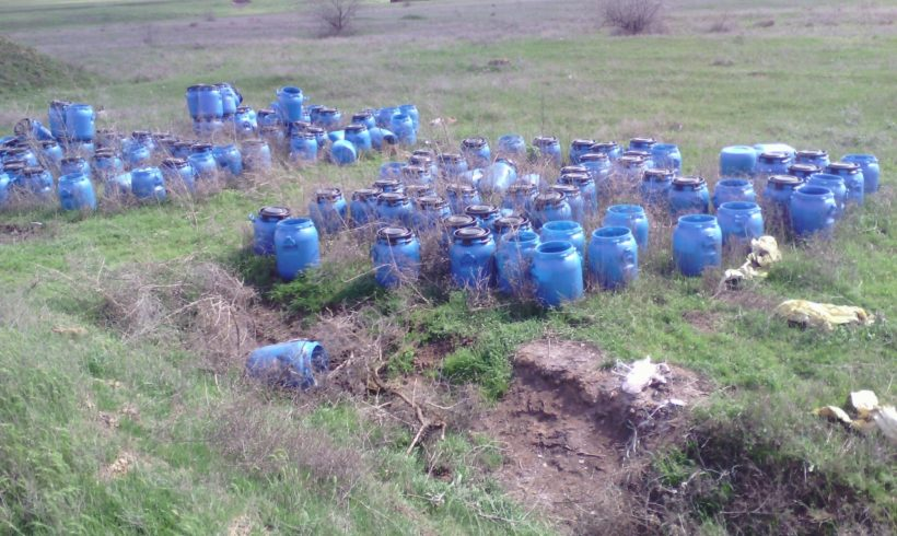 Заборонені і непридатні пестициди – це токсичні відходи