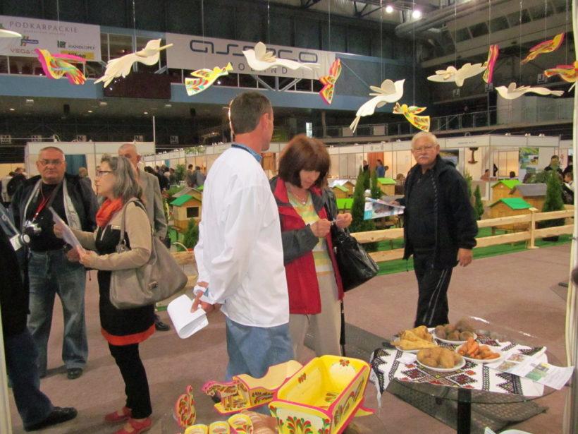 """Міжнародна виставка екологічного харчування """"ЕКОГАЛА-2013"""" м. Жешув, Польща"""