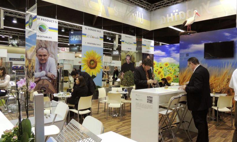 Міжнародна виставка БіоФах-2014 (Нюрнберг, Німеччина)