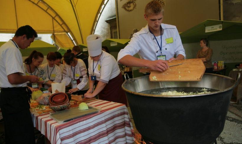 Ярмарок органічної та натуральної продукції м.Львів (20-21 вересня 2014 рік)