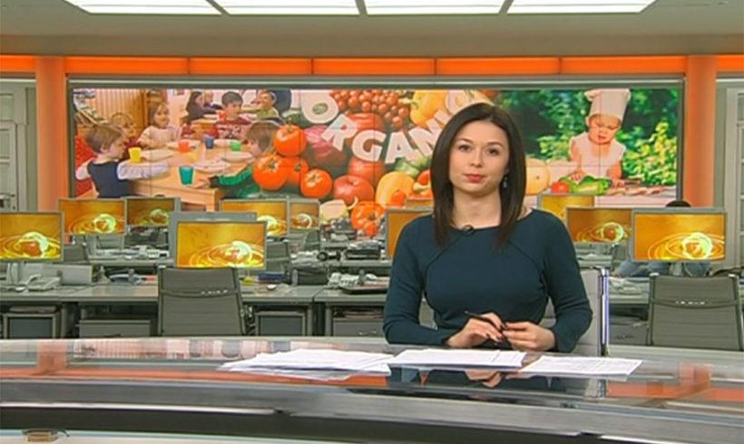 Репортаж про органічну їжу в дитячому садку м.Нюрнберг – в новинах ICTV