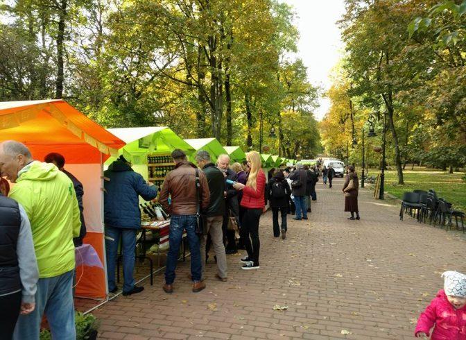 Насіннєва скарбниця, сироваріння та здоровий хліб: як пройшов Ярмарок органічної продукції у Львові